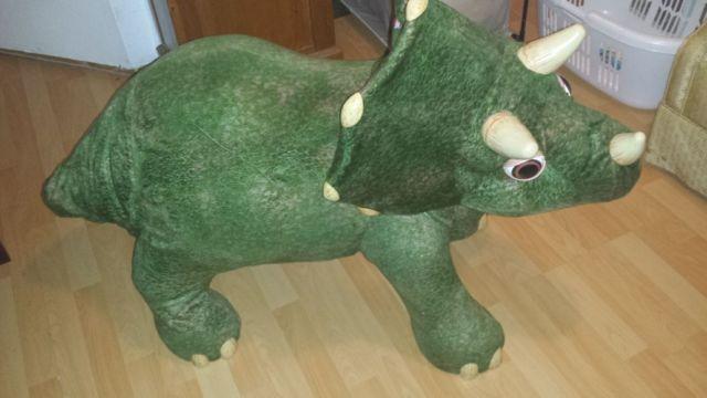 My Triceratops Kota Animatronic Playskool Dinosaur