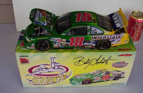 Who Makes Interstate Batteries >> NASCAR DIECAST CAR 1:18 SCALE RARE COLLECTORS - ONLY 2500 ...