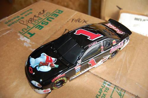 NASCAR 124 DieCast Cars Earnhardt Gordon