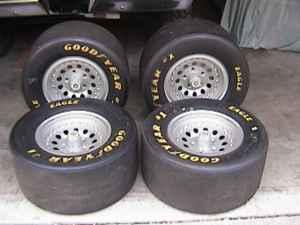 Wheels  Tires on Nascar Collection Hoods  Tires Wheels  And More    400  Topeka Kansas