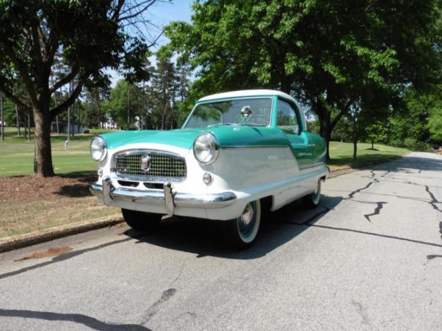 nash metropolitan 1500 series iii 2 door hardtop for sale in durham north carolina classified. Black Bedroom Furniture Sets. Home Design Ideas
