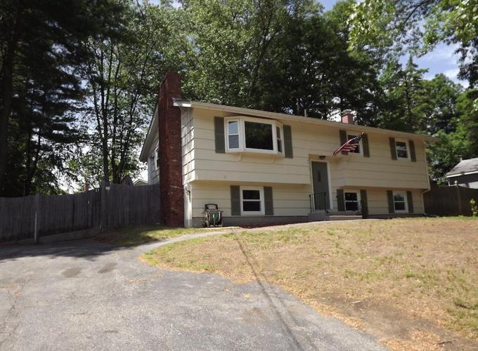 Nashua 3 Bedroom Split Entry Home For Sale For Sale In