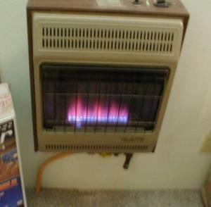Natural Gas Ventless Heater Mansfield For Sale In