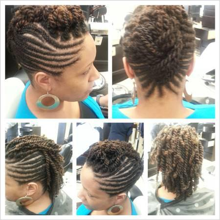 Natural Hair Salons Richmond Virginia