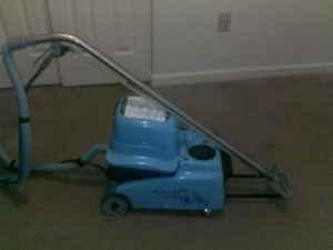 Nautavac Grab N Go Carpet Pro Carpet Cleaner