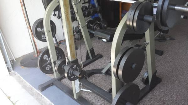 Nautilus Weight Bench And Weights For Sale In Parrish Florida Classified