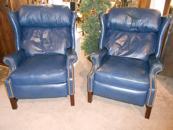 Leather Wingback Recliners Cool Furniture Leather