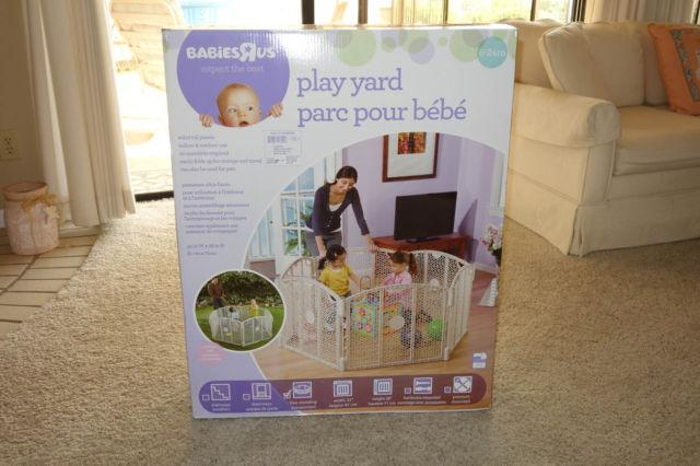 Nearly New Babies R Us Play Yard For Sale In Scottsdale