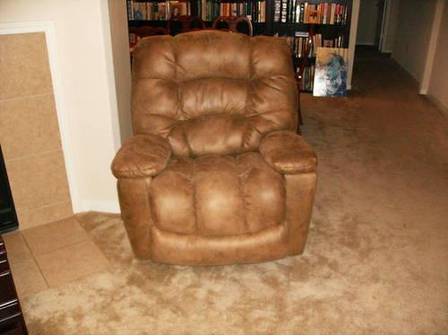 Nearly New Recliner For Sale In Houston Texas Classified