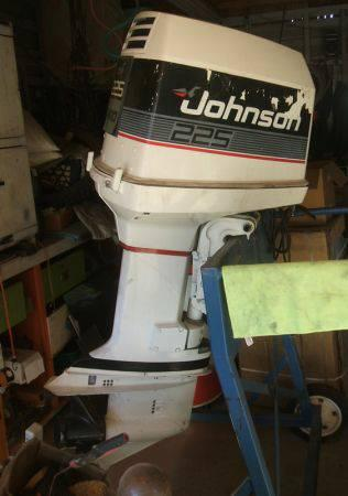 Need gone asap johnson 225 outboard fresh rebuild for Remanufactured outboard motors for sale
