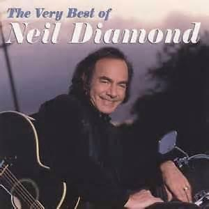 Neil Diamond, The Very Best of, 1989 Like New CD