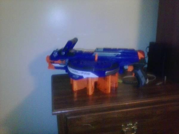 Nerf Awesomeness
