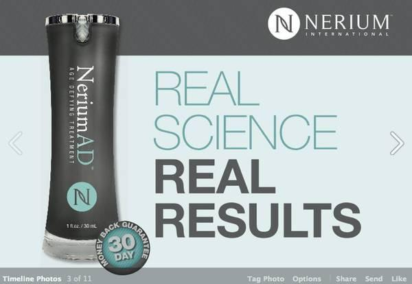 Nerium for your business