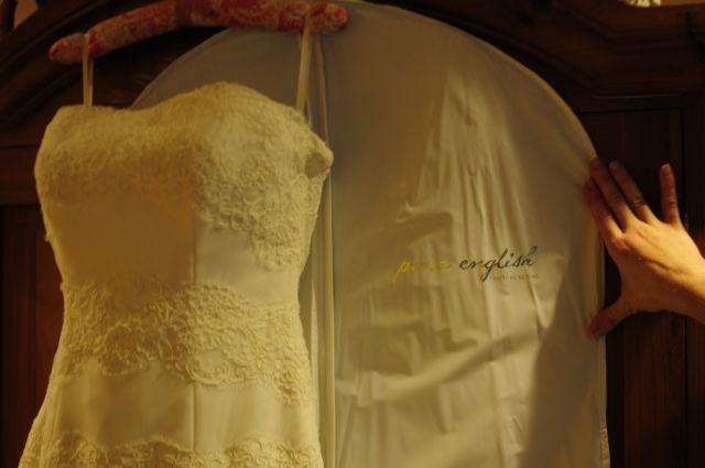 NEVER Altered/Worn DESIGNER WeddingGownJudd Waddell