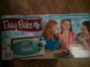 Never Used Easy Bake Oven - $15 (W Main)