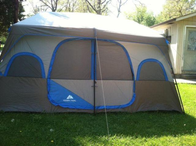 New 10-12 person Ozark Trail Tent & New 10-12 person Ozark Trail Tent for Sale in Blanchester Ohio ...