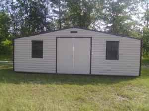 New 12x24 Portable Storage Building All For Sale In