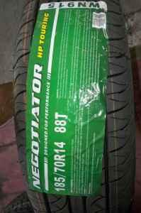new 14 inch tires 185-70-14 - $285 (oroville)