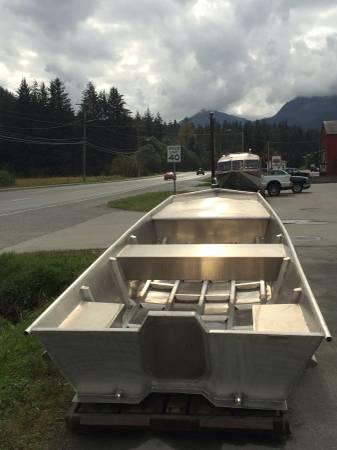 Smoker Craft Boats >> NEW 18' Aluminum Jet Sled - for Sale in Juneau, Alaska