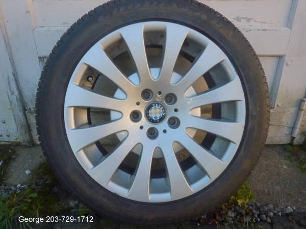 NEW 18 RIMS AND TIRES FOR SALE-BEST OFFER
