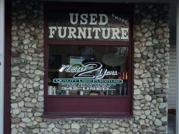 NEW 2 YOU Quality Used Furniture