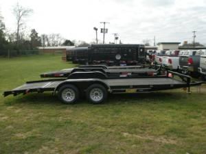 NEW 20' car hauler - $2095 (Alto)