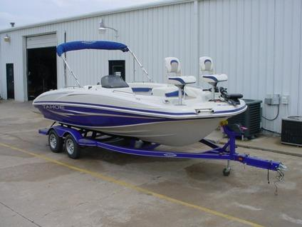 new 2008 tahoe 195 sc deck boat for sale in orlando florida classified. Black Bedroom Furniture Sets. Home Design Ideas