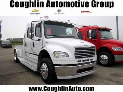 New 2011 Freightliner Sportchassis Rha 114 350 N A Truck