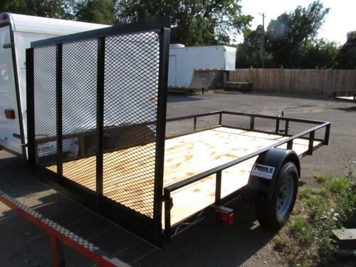 New 2013 5 x 10 utility trailer for sale ba tulsa New homes tulsa area