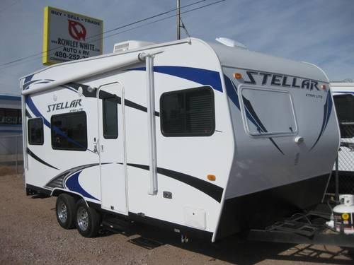 New 2013 Eclipse Stellar 18 Scg Toyhauler Front Bath Toy