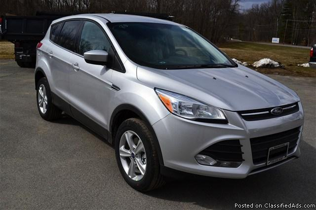 new 2013 ford escape 39 se 39 4wd 2 0l ecoboost for sale in rhinebeck new york classified. Black Bedroom Furniture Sets. Home Design Ideas