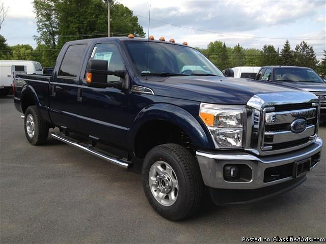 new 2013 ford f 250 39 xl 39 4x4 crew cab rhinebeck we finance trades welcome for sale in. Black Bedroom Furniture Sets. Home Design Ideas