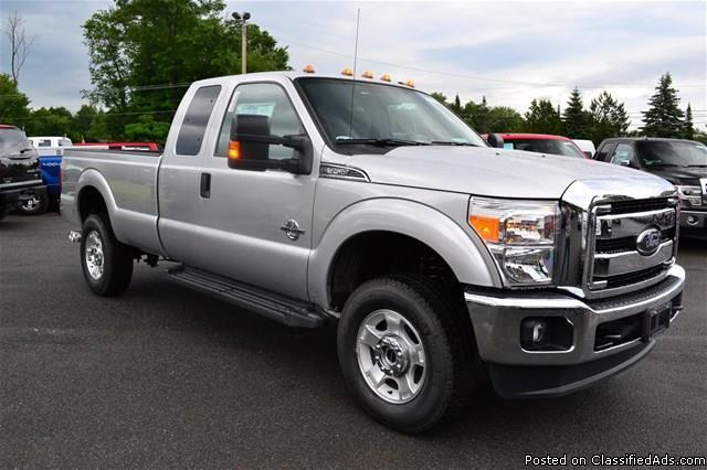 NEW 2013 Ford F-350 'XLT' 4X4 Supercab!! XLT Value Package ...