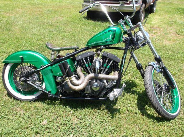 NEW 2013 Harley Davidson shovelhead 96ci motor - $13500 28665