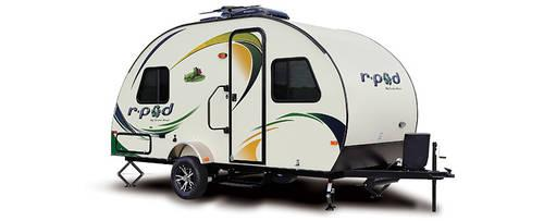 New 2013 R Pod Rp 177 18 Travel Trailer For Sale In