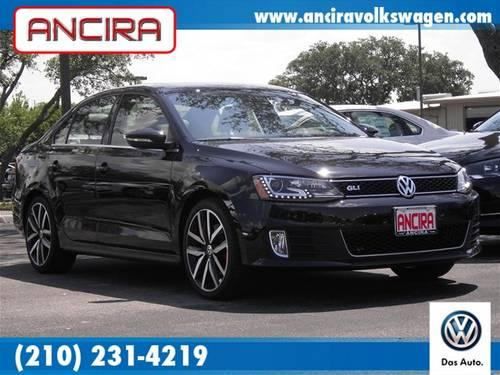 new 2013 volkswagen jetta gli autobahn w nav for sale in. Black Bedroom Furniture Sets. Home Design Ideas