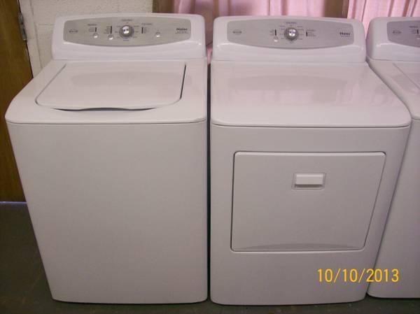 NEW** 2013 WASHER AND DRYER MATCHING SET ** NEW