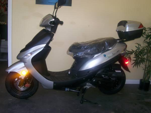 NEW 2014 49 cc scooter - $869