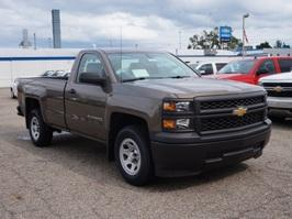 New 2014 Chevrolet Silverado 1500 Work Truck