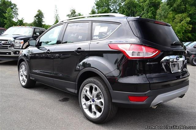 new 2014 ford escape 39 titanium 39 4wd rhinebeck for sale in rhinebeck new york classified. Black Bedroom Furniture Sets. Home Design Ideas