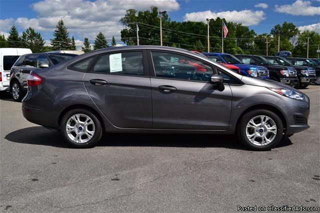 New 2014 Ford Fiesta Se Sedan Rhinebeck For Sale In