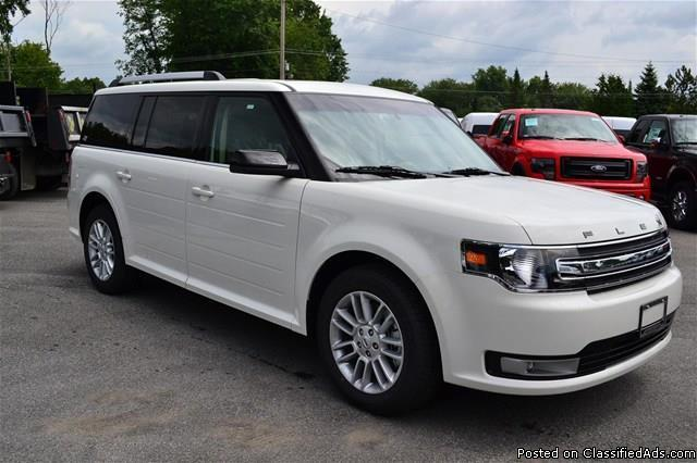 new 2014 ford flex 39 sel 39 awd full power 3rd row seat we finance rhinebeck for sale in. Black Bedroom Furniture Sets. Home Design Ideas