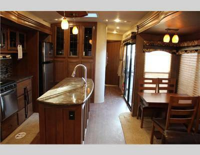 New 2014 Forest River Rv Sandpiper 393rl Destination