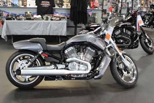 New 2014 Harley-Davidson V-Rod Muscle (Spartanburg