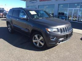 new 2014 jeep grand cherokee overland for sale in helena montana classified. Black Bedroom Furniture Sets. Home Design Ideas
