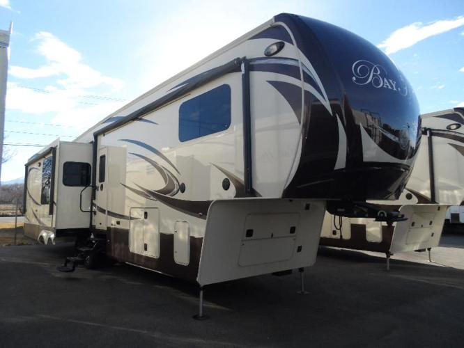 New 2015 Evergreen Rv Bay Hill 340rk Awesome Floor Plan