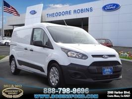 New 2015 Ford Transit Connect Cargo XL