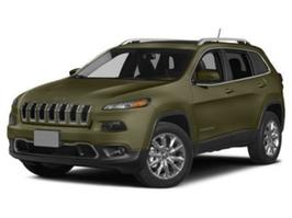 New 2015 Jeep Cherokee Latitude