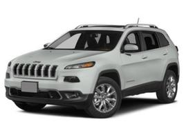 New 2015 Jeep Cherokee Latitude