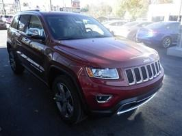 New 2015 Jeep Grand Cherokee Limited